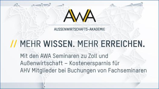 AWA Seminar