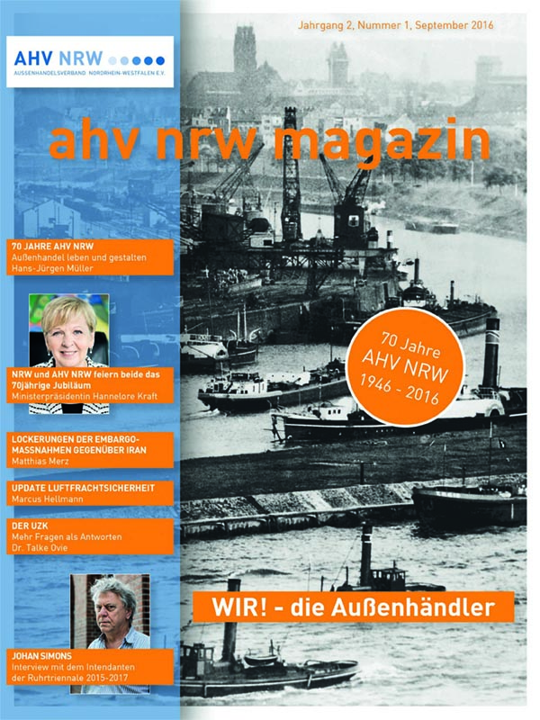 AHV-NRW-Magazin