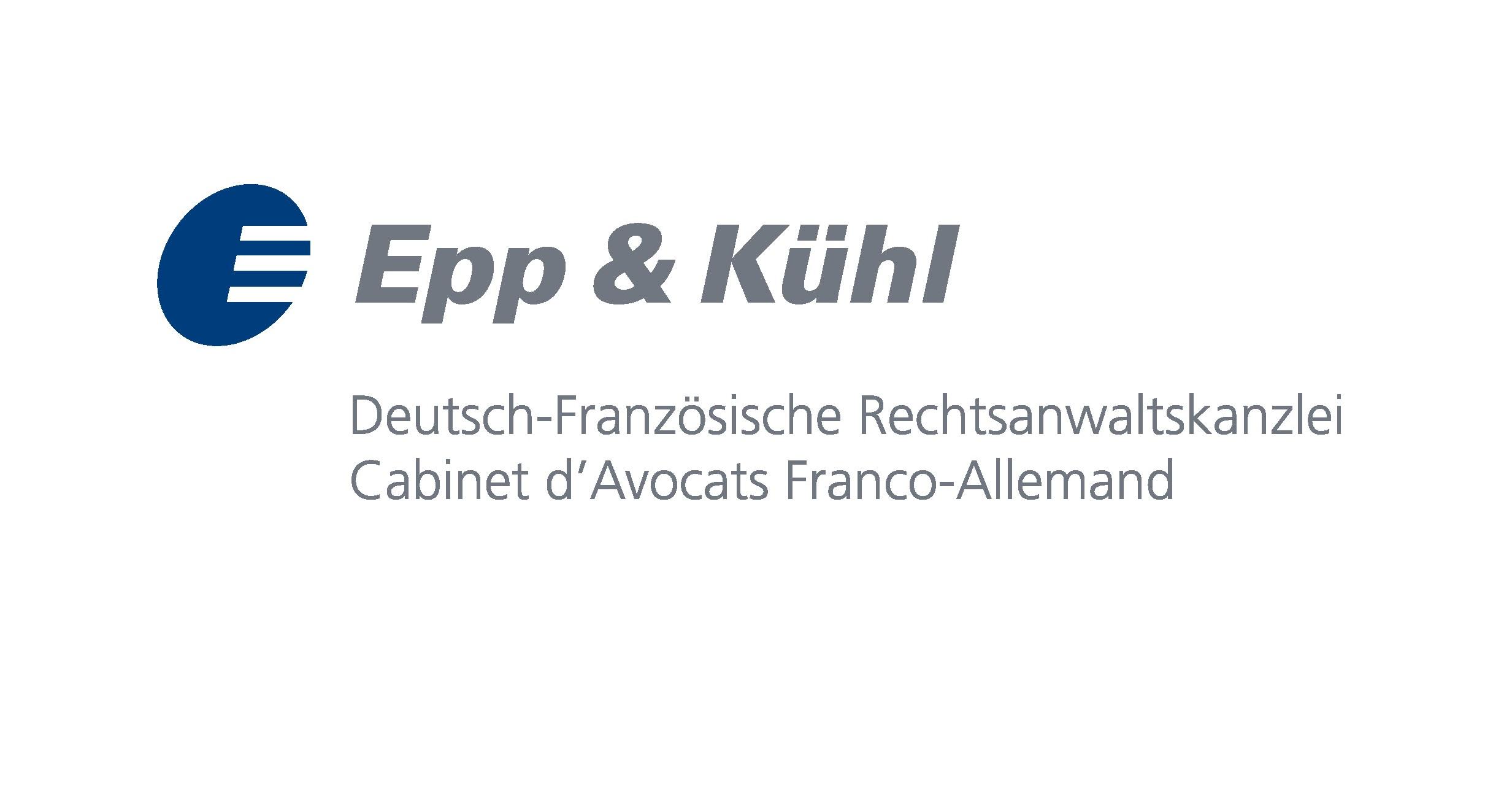 Epp & Kühl Deutsch Französische Rechtsanwaltskanzlei
