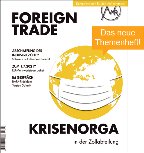 Foreign Trade Themenheft