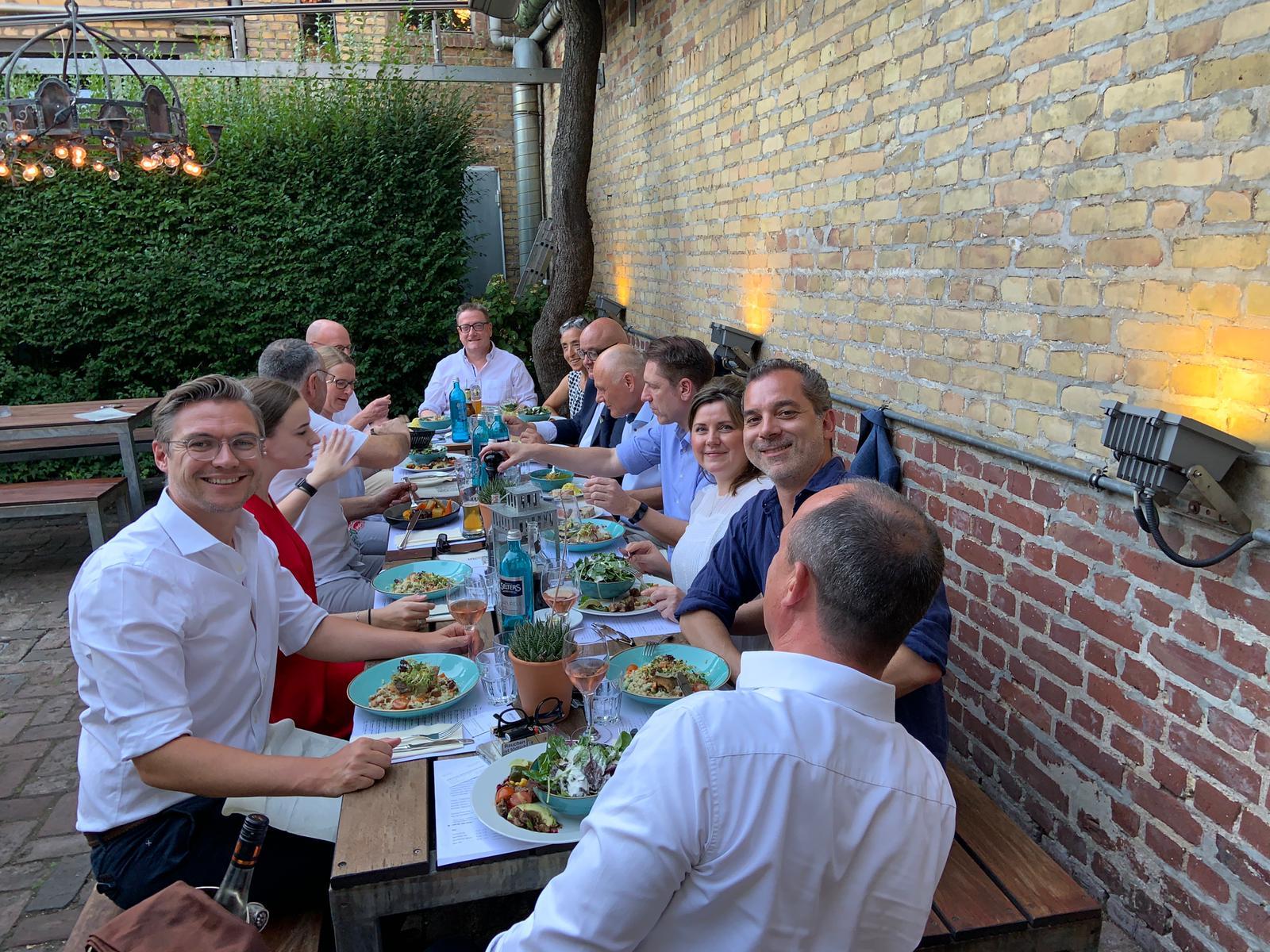 AHV NRW ATC Spoerl Fabrik Mitgliedertreffen
